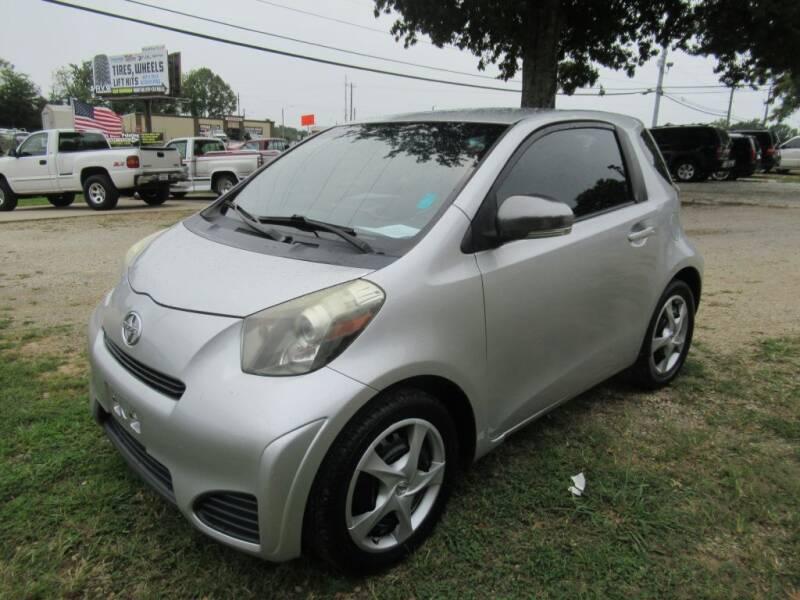 2012 Scion iQ for sale at Dallas Auto Mart in Dallas GA