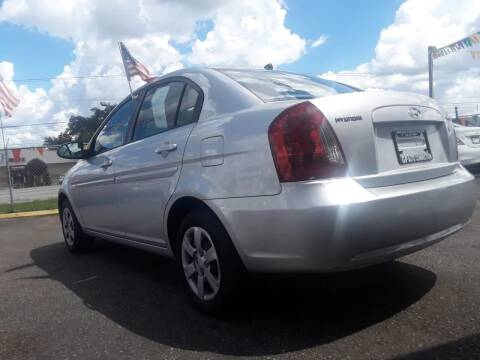 2007 Hyundai Accent for sale at GP Auto Connection Group in Haines City FL
