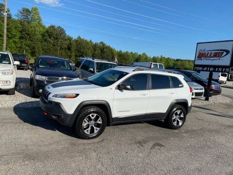 2016 Jeep Cherokee for sale at Billy Ballew Motorsports in Dawsonville GA