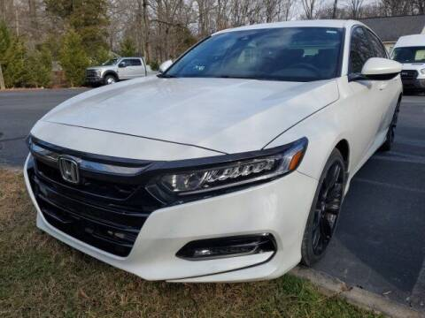 2019 Honda Accord for sale at Impex Auto Sales in Greensboro NC