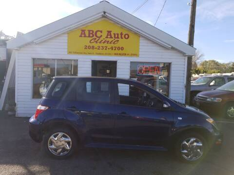 2006 Scion xA for sale at ABC AUTO CLINIC - Chubbuck in Chubbuck ID
