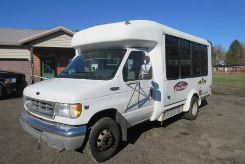 2001 Ford E-Series Chassis for sale at Clearwater Motor Car in Jamestown NY