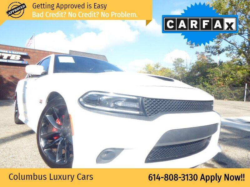 2015 Dodge Charger for sale at Columbus Luxury Cars in Columbus OH