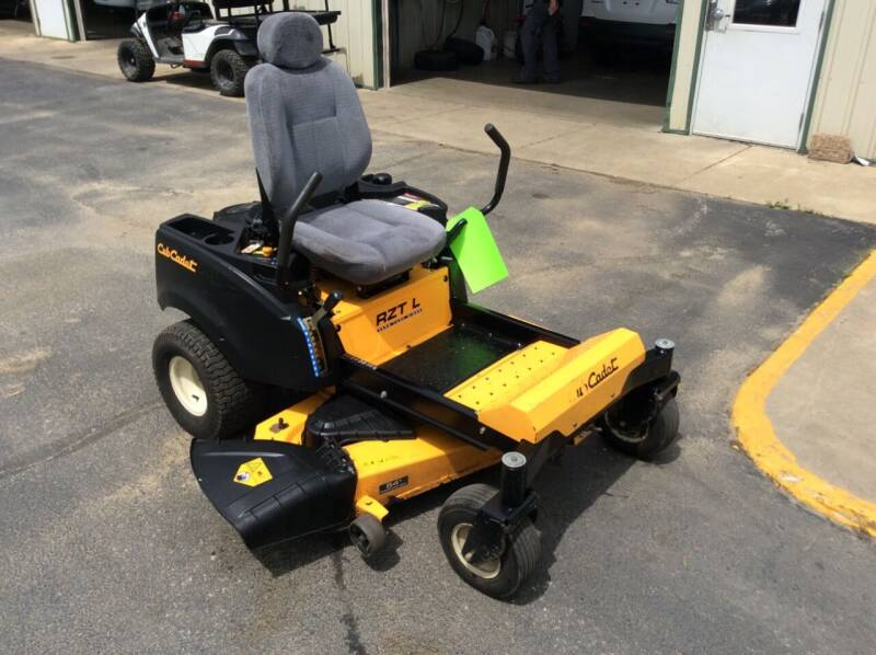 2015 Cub Cadet RZT L for sale at TRI-STATE AUTO OUTLET CORP in Hokah MN
