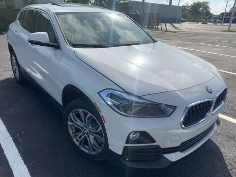 2019 BMW X2 for sale at Eden Cars Inc in Hollywood FL
