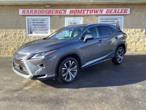 2017 Lexus RX 350 for sale at Auto Martt, LLC in Harrodsburg KY