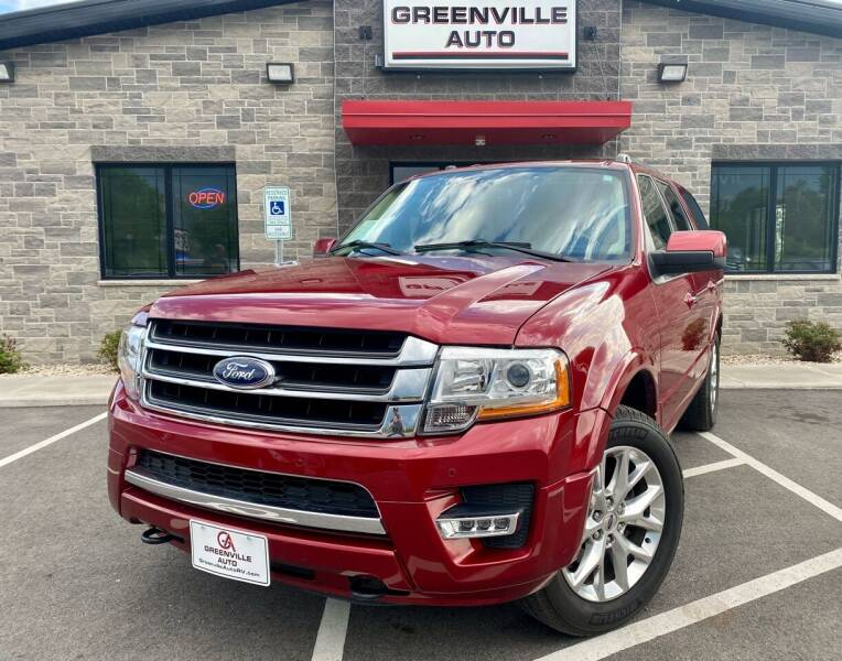 2015 Ford Expedition for sale at GREENVILLE AUTO in Greenville WI