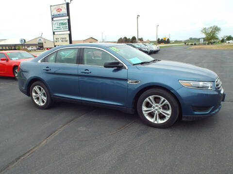 2018 Ford Taurus for sale at G & K Supreme in Canton SD