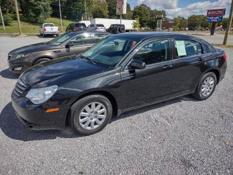 2010 Chrysler Sebring for sale at Wholesale Auto Inc in Athens TN