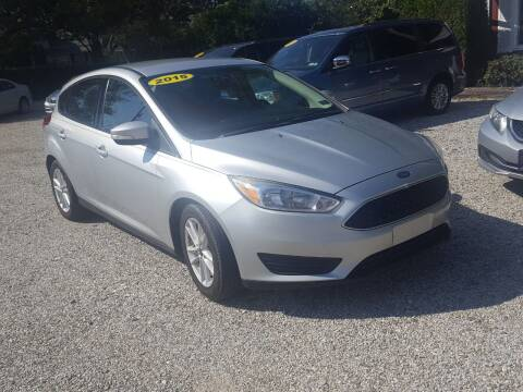 2015 Ford Focus for sale at Jack Cooney's Auto Sales in Erie PA