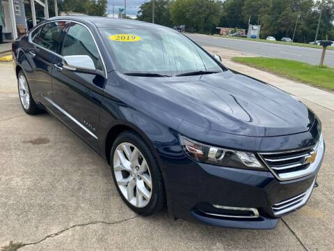 2019 Chevrolet Impala for sale at A & B Auto Sales of Chipley in Chipley FL