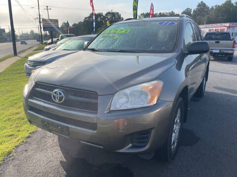 2011 Toyota RAV4 for sale at Cars for Less in Phenix City AL