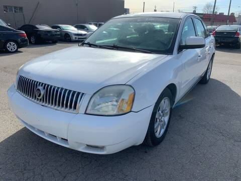 2006 Mercury Montego for sale at Honest Abe Auto Sales 2 in Indianapolis IN