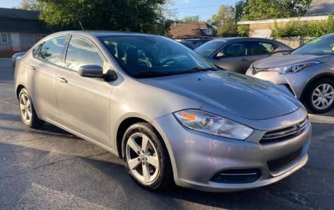 2016 Dodge Dart for sale at I Car Motors in Joliet IL