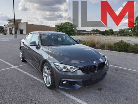 2016 BMW 4 Series for sale at INDY LUXURY MOTORSPORTS in Fishers IN