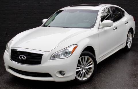 2012 Infiniti M37 for sale at Kings Point Auto in Great Neck NY