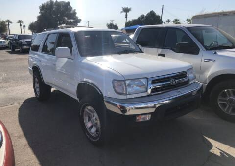 1999 Toyota 4Runner for sale at Valley Auto Center in Phoenix AZ