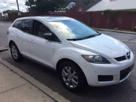 2007 Mazda CX-7 for sale at Drive Deleon in Yonkers NY
