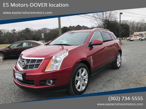 2011 Cadillac SRX for sale at ES Motors-DAGSBORO location - Dover in Dover DE