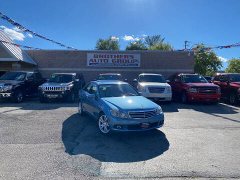 2010 Mercedes-Benz C-Class for sale at Brothers Auto Group in Youngstown OH