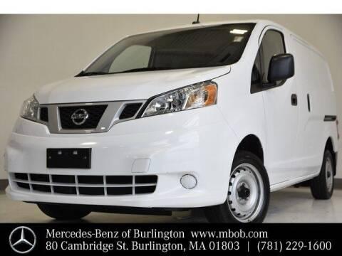 2020 Nissan NV200 for sale at Mercedes Benz of Burlington in Burlington MA