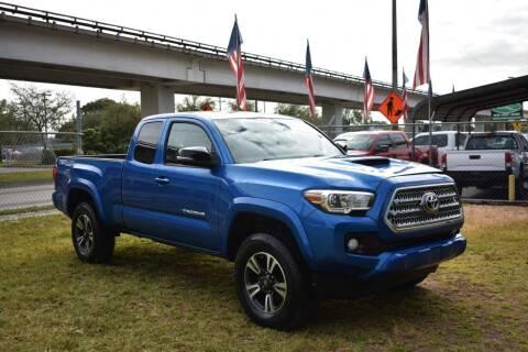 2017 Toyota Tacoma for sale at STS Automotive - Miami, FL in Miami FL