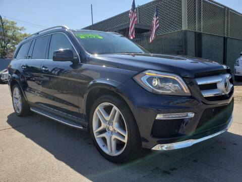 2013 Mercedes-Benz GL-Class for sale at Gus's Used Auto Sales in Detroit MI