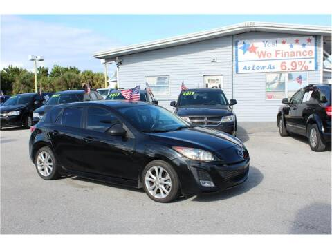 2010 Mazda MAZDA3 for sale at My Value Car Sales in Venice FL