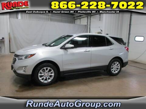 2019 Chevrolet Equinox for sale at Runde Chevrolet in East Dubuque IL