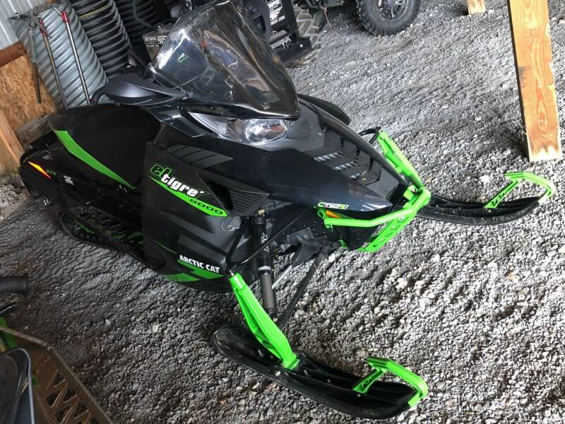 2015 Arctic Cat ZR 9000 El Tigre for sale at Champlain Valley MotorSports in Cornwall VT