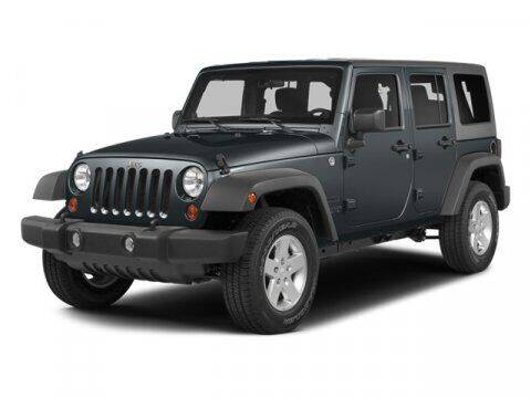 2014 Jeep Wrangler Unlimited for sale at Stephen Wade Pre-Owned Supercenter in Saint George UT