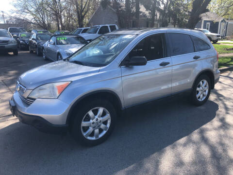 2007 Honda CR-V for sale at CPM Motors Inc in Elgin IL