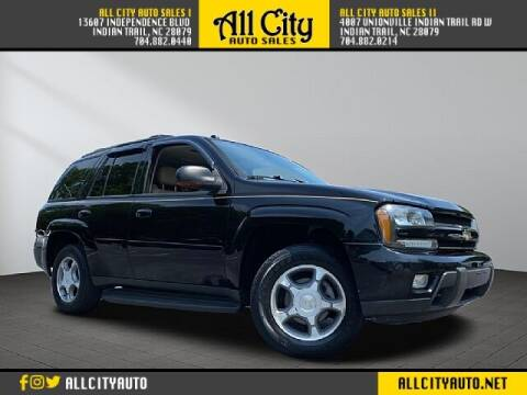 2005 Chevrolet TrailBlazer for sale at All City Auto Sales II in Indian Trail NC