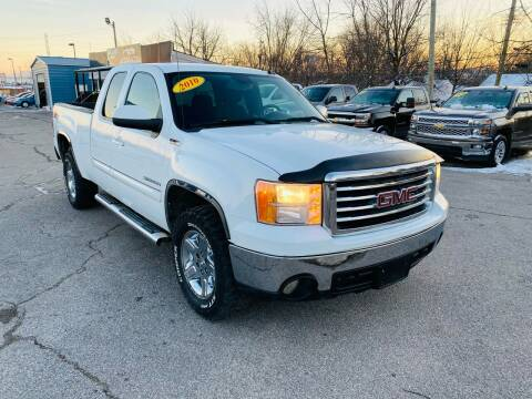 2010 GMC Sierra 1500 for sale at LexTown Motors in Lexington KY