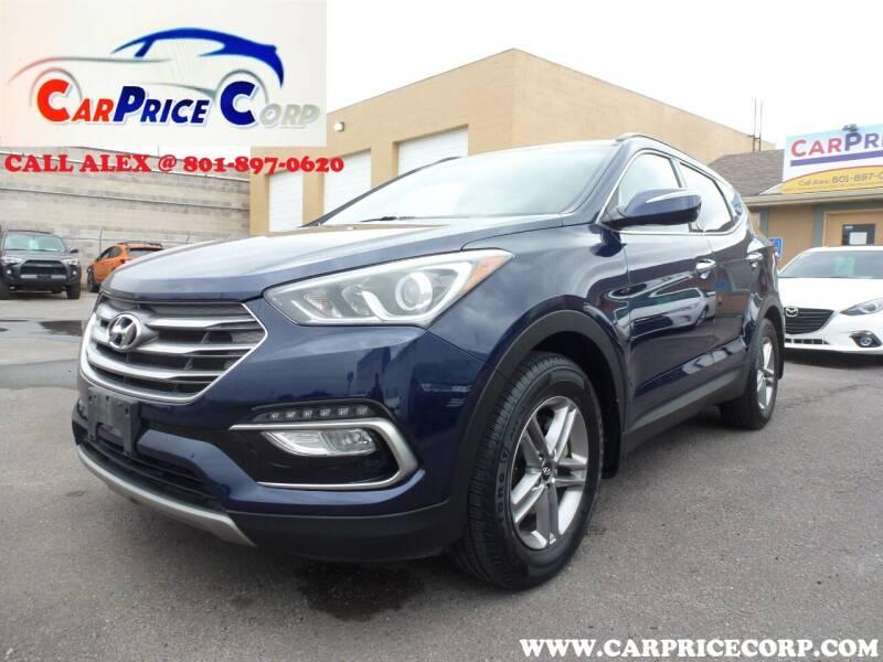 2018 Hyundai Santa Fe Sport for sale at CarPrice Corp in Murray UT
