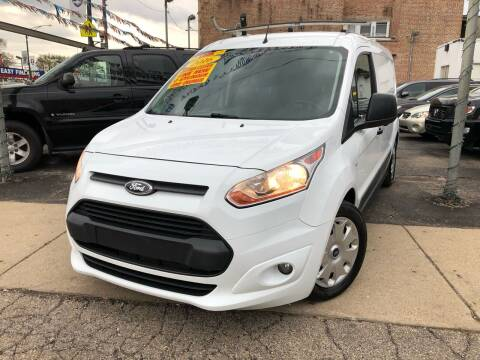 2016 Ford Transit Connect Cargo for sale at Jeff Auto Sales INC in Chicago IL