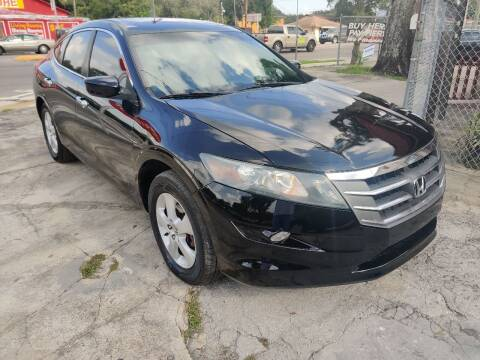 2011 Honda Accord Crosstour for sale at Advance Import in Tampa FL