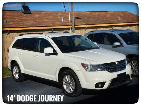 2014 Dodge Journey for sale at ASTRO MOTORS in Houston TX