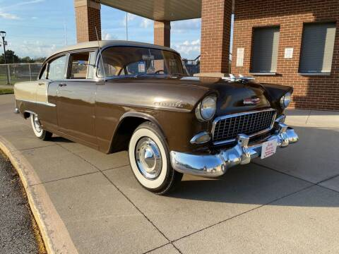 1955 Chevrolet 210 for sale at Klemme Klassic Kars in Davenport IA
