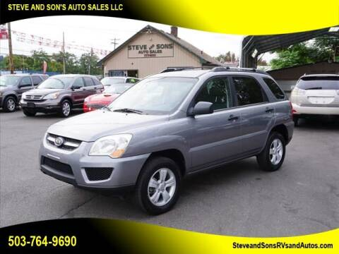 2009 Kia Sportage for sale at Steve & Sons Auto Sales in Happy Valley OR