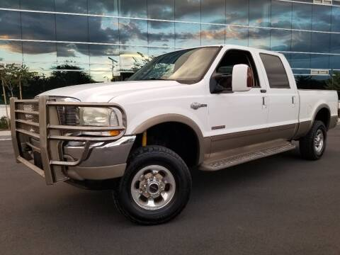 2004 Ford F-250 Super Duty for sale at San Diego Auto Solutions in Escondido CA