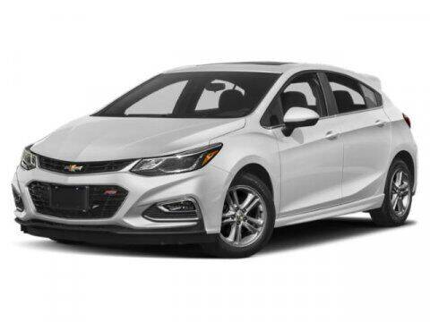 2018 Chevrolet Cruze for sale at Stephen Wade Pre-Owned Supercenter in Saint George UT