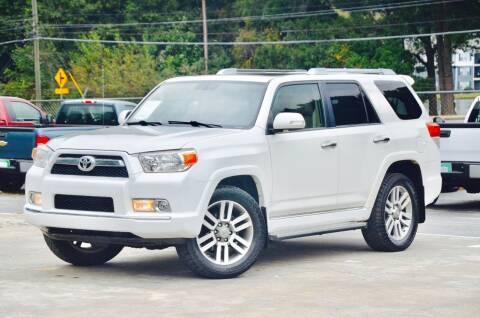 2011 Toyota 4Runner for sale at Marietta Auto Mall Center in Marietta GA