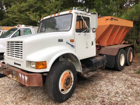 1998 International 4900 for sale at M & W MOTOR COMPANY in Hope AR