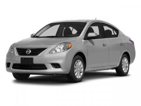 2014 Nissan Versa for sale at JEFF HAAS MAZDA in Houston TX