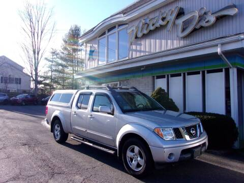 2008 Nissan Frontier for sale at Nicky D's in Easthampton MA