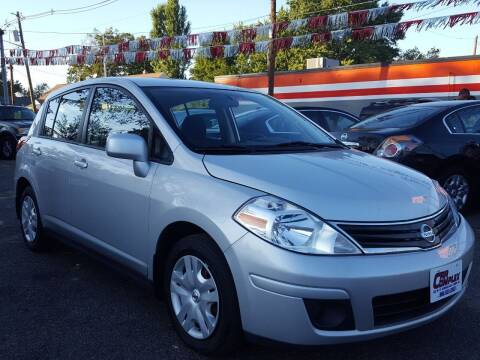 2011 Nissan Versa for sale at Car Complex in Linden NJ