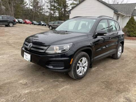 2015 Volkswagen Tiguan for sale at Williston Economy Motors in Williston VT
