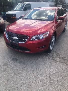 2011 Ford Taurus for sale at Z & A Auto Sales in Philadelphia PA