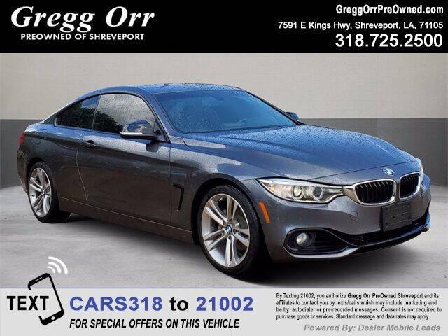 2014 BMW 4 Series for sale in Shreveport, LA